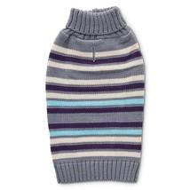 Bond & Co. Striped Knit Dog Sweater, X-Large - $17.75