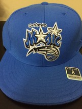 Orlando Magic Reebok Fitted Hat Size 8 New WO Tags - $14.85