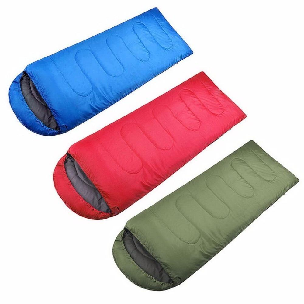 Comfortable Large Single Sleeping Bag Warm Soft Adult