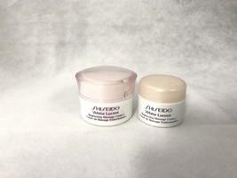 Shiseido White Lucent Brightening Massage Cream N 0.35 Oz Or 0.17Oz ~Travel Size - $8.79+