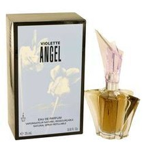 Angel Violet Eau De Parfum Spray Refillable By Thierry Mugler , 0.8 oz  - $59.80