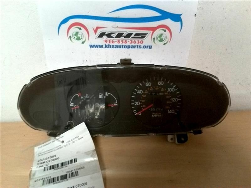Primary image for Speedometer Cluster MPH US Market Without Tachometer Fits 96-00 ELANTRA 29126