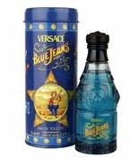 Versace BLUE JEANS Man EDT Eau de Toilette Spray 2.5 oz / 75 ml * NEW IN... - $42.34