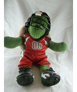 """Build A Bear 16"""" Turtle with Shell Backpack Trekkin Plush in football ou... - $39.59"""