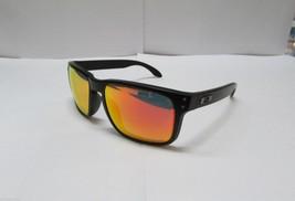 Oakley Sunglasses 9102-51 55 Holbrook Ruby Iridium Polarized UNISEX New ... - $118.99