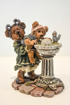 Boyds Bears  Sissie & Squirt  Big Helper, Lil Sipper  Style # 228323  Cl... - $14.84