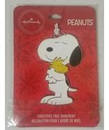 2020 Hallmark Snoopy and Woodstock Christmas Ornament - Walmart. New on ... - $8.77
