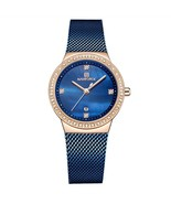 Women Watch NAVIFORCE Fashion Casual Quartz Watches Ladies Waterproof Wr... - $35.45