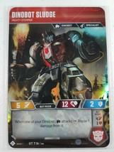 Transformers TCG Base Set - Dinobot Sludge - UT T16 - WOTC 2019 - $5.00