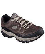 50124 Marrone Skechers Scarpe Uomo Memory Foam Sportiva Casual Comfort c... - $49.48
