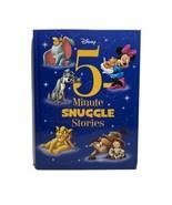 Disney 5 Minute Snuggle Stories 978-136805761-5 Disney Press. New - $12.19