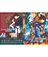 DVD - Blue Exorcist Kyoto Saga Complete (Episode 1 - 12 End) ~ English D... - $18.99