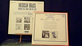 Spanish Flea by the Mexican Brass & Bill Doggett and his combo records AA20-RC21 image 6