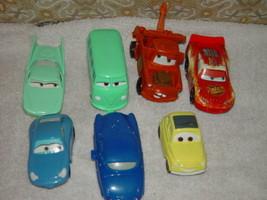 Disney Movie Cars 2006 Cars Set of 8 Cars - $22.00