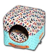 Chirpin-Avery Convertible Squared 2-in-1 Collapsible Pet Dog Bed Beds House - $51.99