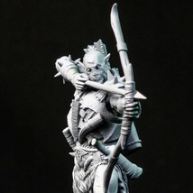Orc - Warrior - Ancient - 3D - Printed HQ - Resin Miniature - Unpainted - Dungeo - $14.99