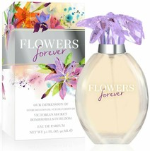 Flowers Forever Impression Victoria's Secret Bombshells In Bloom Eau De ... - $39.59