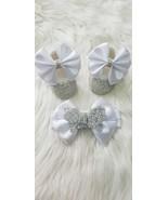 Crystal Rhinestone Baby Shoes - $45.00+