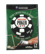World Series of Poker The Offical Game Nintendo Game Cube Complete - $8.57