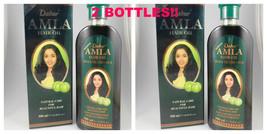 2 BOTTLES!! Dabur ORIGINAL Amla Hair Oil 500ml Gossberry Oil USA SELLER ... - $21.50