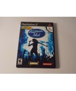 Karaoke Revolution Presents: American Idol (Sony PlayStation 2, 2007) PS2 - $1.25
