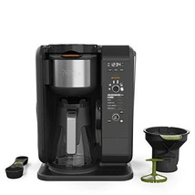 Ninja Hot and Cold Brewed System, Auto-iQ Tea and Coffee Maker with 6 Br... - $170.05