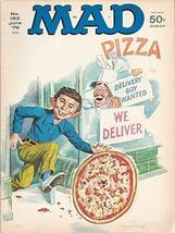 Mad Magazine Issue # 183 June 1976 [Comic] [Jan 01, 1976] William M. Gaines - $12.48