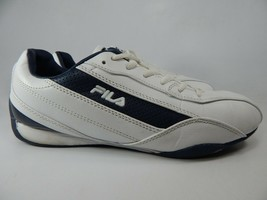 Fila Classic Size US 10 M (D) EU 43 Men's Sneakers Shoes White 1SD15025-109
