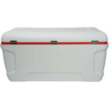 Camping Cooler Storage 150-Quart Heavy-Duty Chest Beverage Holder Durabl... - $160.77