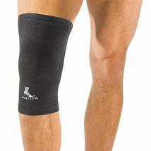Mueller Elastic Knee Support Basic Black Firm Support And Full Range Mov... - $9.99