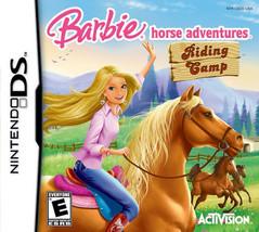 Barbie Horse Adventures: Riding Camp (Nintendo DS, 2008) - $13.25