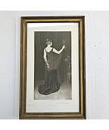 A Blond Profile Photgravure Print Dannat 1889 Victorian Beauty - $24.99