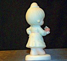 Precious Figurines Moments Yield Not To Temptation 521310 AA-191881  Vintage Col image 5