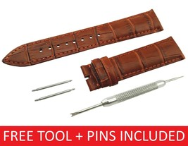For SEIKO Watch Brown Leather Strap Band Clasp/Buckle 18 19 20 21 22mm - $14.90