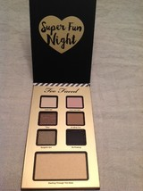 Authentic Too Faced Best Year Ever 2018, Super Fun Night Palette, Brand New - $17.50