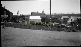 1910s Lake Temigami Ontario Canada ORIGINAL PHOTO NEGATIVE - $12.50