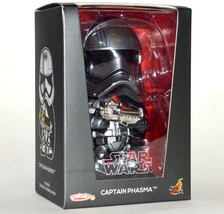 Hot Toys Cosbaby Star Wars Captain Phasma Figure - $39.07