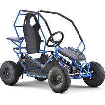 MotoTec Maverick Go Kart 36v 500w 12ah Battery Selectable Speeds 20 MPH Max image 1