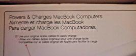 Lenmar Undead Power Chug Plug Apple Macbook Portable Power Charger PPWMB65 image 7