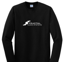 Fractal Audio Systems Long Sleeves Black T Shirt - $19.90+