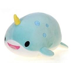 "Fiesta Plush Toys  Narwhal Stuffed Toy 6"" Animal Plush. NEW. Soft.Christ... - $13.99"