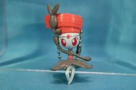 Pokemon BW Gashapon Figure Keychain 2012 Movie Best Meloetta Pirouette Forme - $19.99