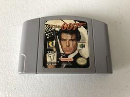 007 GoldenEye - Nintendo 64 N64 - Cleaned & Tested - $23.77