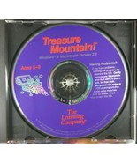 Treasure Mountain! (Disc Only) PC CD-ROM - $9.45