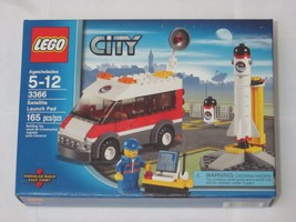 LEGO City 3366 Satellite Launch Pad, new, factory sealed, FREE Priority ... - $36.99
