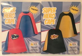 SUPER HERO CAPE - Children's One Size Fits Most - Great For Super Boys o... - $12.94