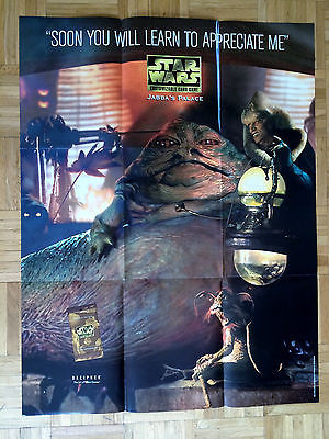 Primary image for Poster Start Wars 1998 Jabba's Palace