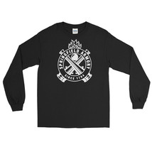 Springfield Armory White Logo Long Sleeve Shirt 2nd Amendment Pro Gun Rights New - $22.49+