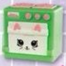 Kitty Kitchen Oven Shopkins HAPPY PLACES McDonald's Happy Meal Toy #30 2... - $5.19