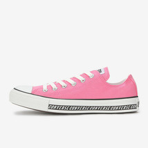 CONVERSE ALL STAR LOGOLINE OX ENERGY WAVE Pink Chuck Taylor Japan Exclusive - $150.00